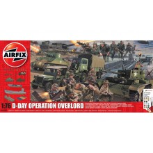 Plastic Kit Airfix  D-Day Operation Overlord Set A50162A