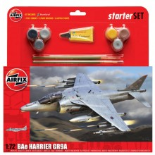 Airfix BAe Harrier GR9A Starter Set 1:72