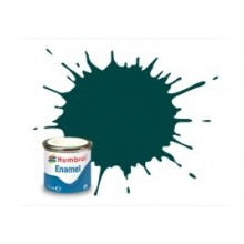 Humbrol AA0239 239 British Racing Green Gloss - 14ml Enamel Paint