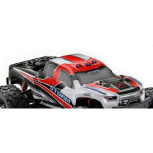 Abisma Storm 1:18 4WD High Speed Monster Truck BODYSHELL - Red