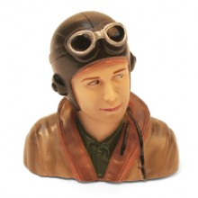 WWII Pilot 1/9