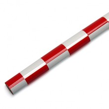 MacGregor RC Red/White CheckerCovering (638mm x 2m)