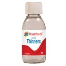 Humbrol Acrylic Thinners 125ml  (48017) AC7433