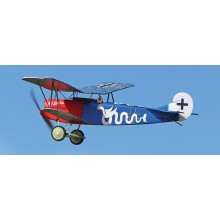 Ares Fokker DVII ready to Fly Micro Aircraft - EX DISPLAY MODEL - AS NEW