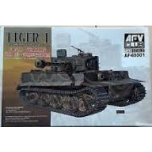 AFV Club Tiger I Final version