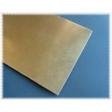 Brass Sheet 0.005in Thick (2 piece)