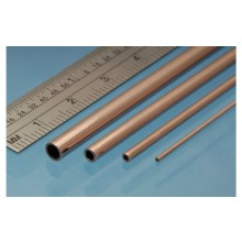 Round Copper Tube 4 x 0.45mm 3 pieces