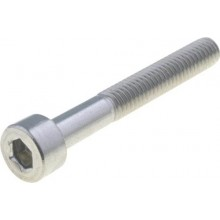 SS Socket Head Bolt M4 x 40mm Pk 10