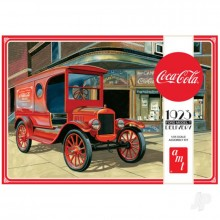 AMT 1:25 Coca Cola 1923 Ford Model T Delivery