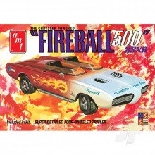 George Barris Fireball 500 (Commemorative Package)