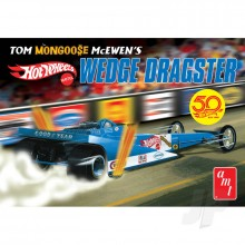 Tom Mongoose McEwen Fantasy Wedge Dragster (Hot Wheels)