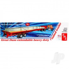 Great Dane Extendable Flat Bed Trailer - NEW