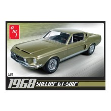 AMT 1968 Shelby Gt500 1:25