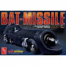 Plastic Kit AMT 1:25 scale Batman 1989 Batmissile 952