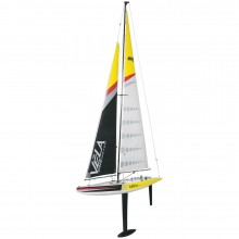 AquaCraft Vela One Meter Sailboat w/TTX410 RTR - EX DISPLAY MODEL