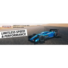 Arrma 1/7 LIMITLESS All-Road Speed Bash: Roller