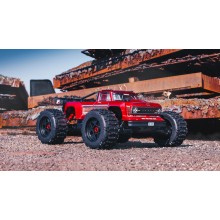 Arrma OUTCAST 4X4 8S BLX 1/5th Stunt Truck Red