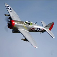 Arrows Hobby P-47 Thunderbolt PNP with Retracts (980mm)