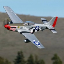 P-51 Mustang PNP with Retracts (1100mm)