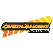 44000mAh 3S2P 11.1V 20C LiPo Battery - Overlander SupersportXL