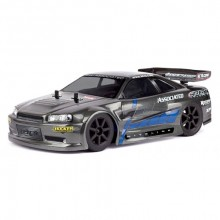 AE QUALIFIER SERIES APEX MINI 4WD TOURING CAR RTR w/2.4ghz