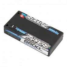 REEDY ZAPPERS SG2 6600MAH 1S110C 3.8V SHORTY LIPO BATTERY