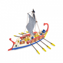 "AVE CAESAR ""ROMAN SHIP"""