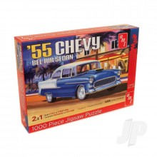 1955 Chevy Bel Air 1000 Piece Jigsaw Puzzle