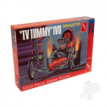 TV TOMMY Ivo Dragster 1000 Piece Jigsaw Puzzle