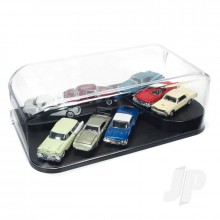 3 in 1 Display Case (Interchangeable Inserts)