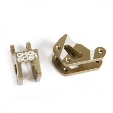 AXIAL AR60 MACHINED LINK MOUNTS HARD ANODIZED (2)