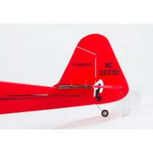Tail Set with Decals and Hardware (Taylorcraft 130)