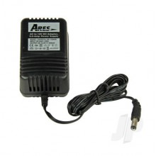 1205PS 230V AC to 12V DC Adaptor 0.5-amp Power Supply UK Plug: Gamma 370