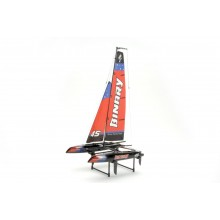 Joysway Binary Catamaran Yacht RTR 2.4GHz (Red)