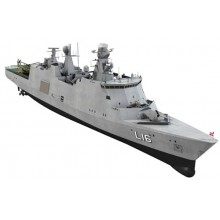1:100 Absalon-Naval Ship