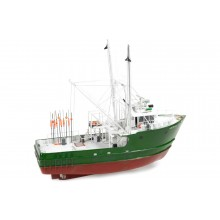Billings Andrea Gail - Wooden Hull - Large V Kit