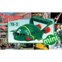 Plastic Kit Aoshima MINI THUNDERBIRD 2 00836