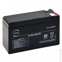 NX Sealed lead acid battery 12V 7Ah F4.8