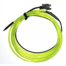 1.5M LIME GREEN Cold Light String