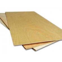 3.0mm x 305mm x 1220mm Light Plywood
