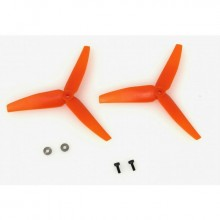 Blade Tail Rotor Orange (2) BLH1403 (26)