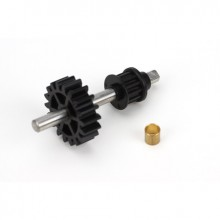 Blade 450 Tail Drive Gear/Pulley Assembly