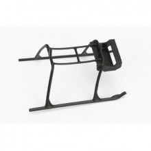 Blade mCP X Landing Skid and Battery Mount