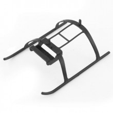 mCPX FAI Landing Skid and Battery Mount