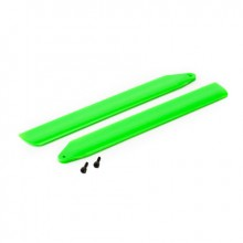 Blade 130X Green Hi-Performance Main Rotor Blade Set