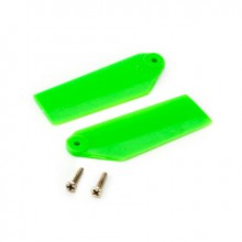 Blade 130X Green Tail Rotor Blade Set BLH3733GR (23)