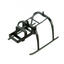 Blade mCP X BL Landing Skid and Battery Mount