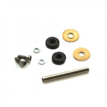 Blade mCP X BL Feathering Spindle with O-Rings Bushings and Hardware