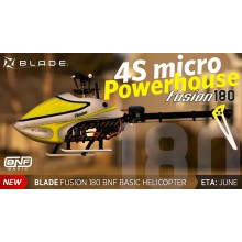Blade Fusion 180 BNF Basic - FOR PRE ORDER ONLY