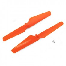 180 QX HD Clockwires Rotating Propeller Orange (2)